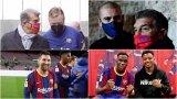 Лапорта, Меси, Ла Масия, фаворит за титлата... Нова ера за Барселона?