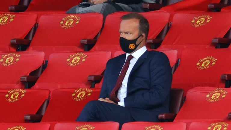 Ед Удуърд се извини на феновете на Юнайтед, след като домът му бе нападнат