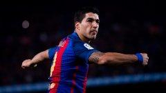 Барса завърши мача с 9 души, а Суарес си изкара два жълти картона за три минути в края. Въпреки това, неговият гол през първото полувреме се оказа достатъчен