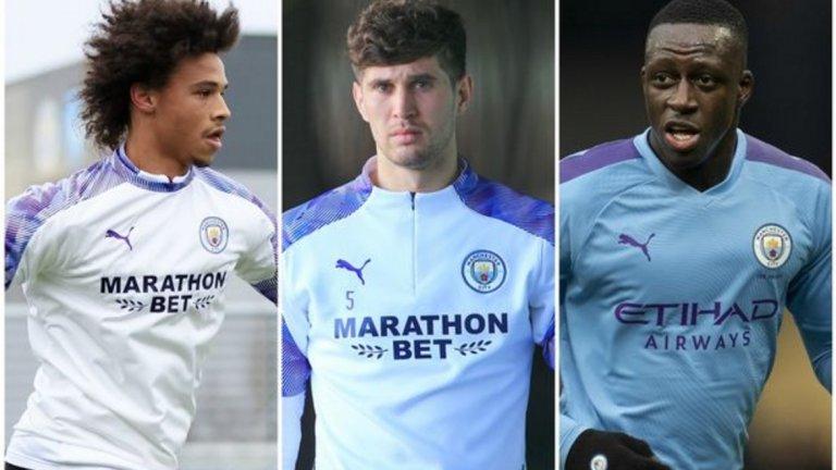 Под въпрос е бъдещето на футболисти, които струваха общо 250 млн. паунда на Сити. Ето кои са те