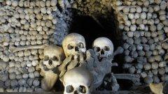 Катедралата на Кутна Хора не е мясти за хора със слаби нерви
