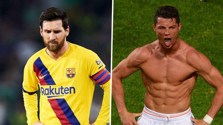 """""""Следващият Меси ще прилича повече на Роналдо"""""""