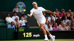 Предстои голям финал между Федерер и Григор!