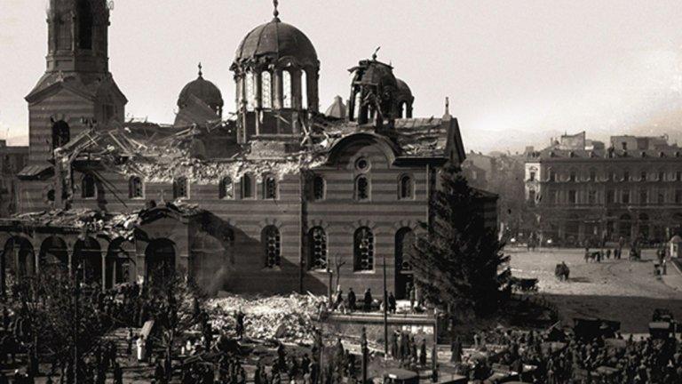 Над 200 души губят живота си, а други 500 са ранени в атентата на Велики Четвъртък, 1925 г.