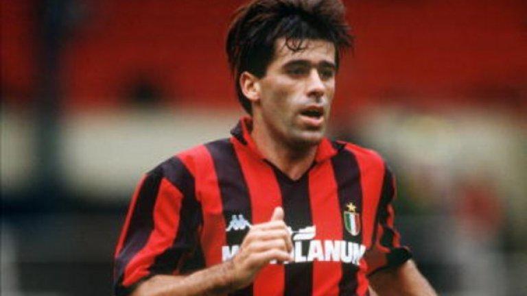 27. Албериго Евани (1980-1993, 19 гола в 393 мача)