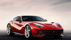 Ferrari F12 замества 599