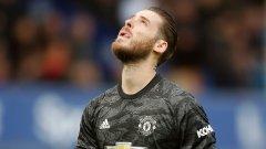 Нивото на Давид де Хеа постепенно пада, а скоро в Юнайтед ще се завърне многообещаващ млад вратар, който изглежда подходящ заместник на испанеца