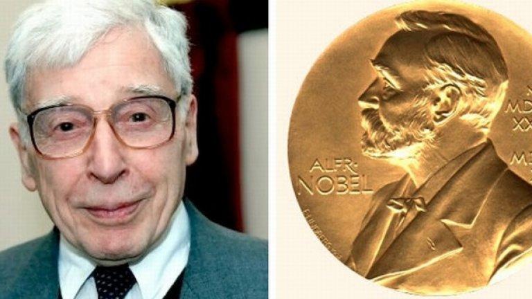 """""""Бащата"""" на бебето в епруветка, британският проф. Робърт Едуардс, е тазгодишният лауреат на Нобеловата награда за медицина или физиология"""