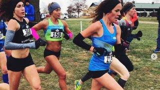 Бременна в 9-ия месец със световен рекорд по бягане?