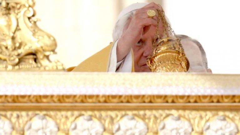 Облагането на Ватикана с данъци е една от мерките на правителството на Монти