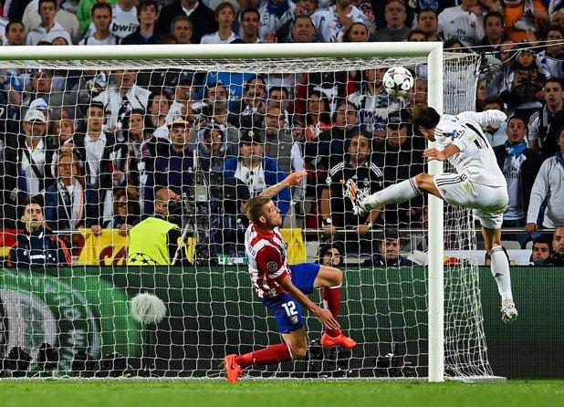 Този гол на Бейл пречупи Атлетико за 2:1 в продълженията на финала, а и по пътя към него уелсецът направи силни мачове за Реал. Но не е сред 18-те.