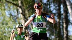 Биатлонистка е със счупен гръбнак след тежка катастрофа