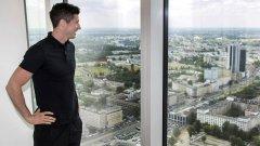 """Добре дошли в апартамента на Лева във варшавската кула """"Злота"""" за 7.5 млн. евро"""