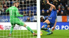 Магуайър изсипва леден душ върху Юнайтед с късния си изравнителен гол