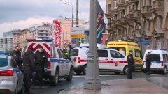 Силите за сигурност вече са обезвредили нападателя без пострадали