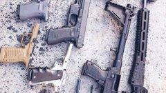 Българин е арестуван в Турция за контрабанда на оръжия
