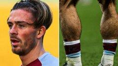 Обяснено: Защо Джак Грийлиш играе с полусвалени чорапи
