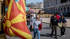 Като най-големи приятели северномакедонците посочват Германия и Сърбия