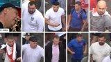"""""""Те ще трябва да отговарят на въпроси!"""": Разпространиха снимки на издирваните за погромите"""