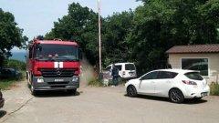 """Симпатизанти на ДПС са на място, за да защитят Ахмед Доган и да пазят от """"нова Катуница"""""""