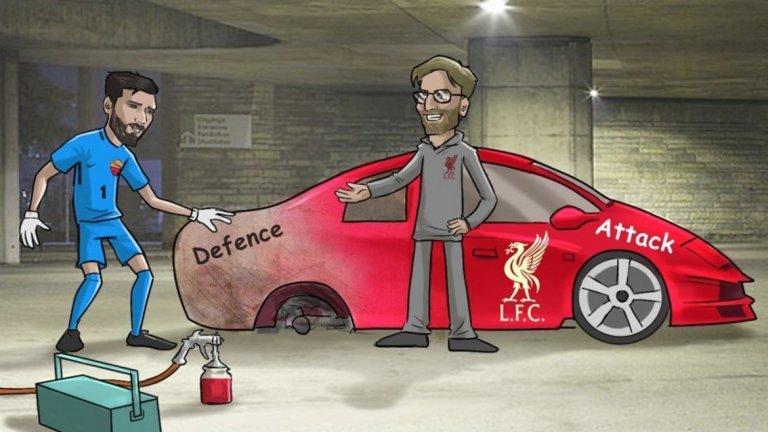 Алисон ще има тежката задача да поправя защитата на Ливърпул.