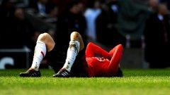 Димитър Бербатов пак се оказа главния виновник за провала на Юнайтед