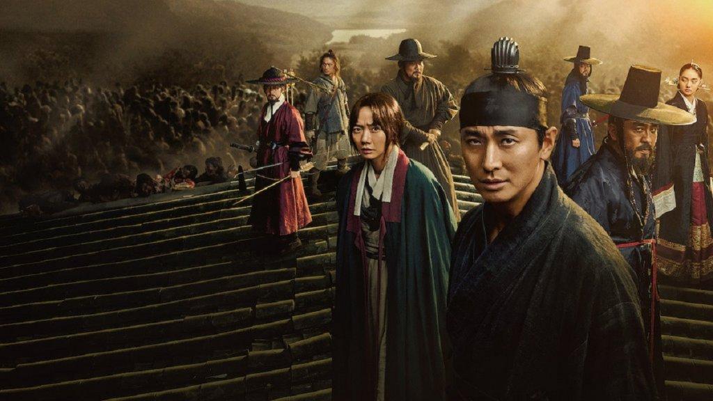 Южна Корея - Kingdom  Политически трилър, зомбита, история и К-поп в едно - Kingdom е хитовото корейско попадение в Netflix, което открехна мнозина по света за сериалите, произвеждани в Сеул. Шоуто ни отвежда в Корея точно след японската инвазия в края на XVI век. Слуховете говорят, че кралят е мъртъв, но в двореца всички са на мнение, че той си е съвсем жив... просто не същият. Междувременно странна зараза поразява пограничните райони на страната, погубвайки хиляди, които обаче през нощта оживяват отново като зомбита. На престолонаследника се пада да разгадае тази мистерия, докато същевременно се опитва да спре голям дворцов преврат.