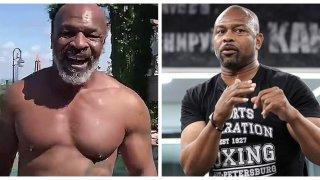 Това може и да изглежда като битката на старчетата - двамата боксьори са с обща възраст от над 100 години, но нямаме търпение да ги видим на ринга един срещу друг!