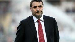 Масимилиано Мирабели бе спортен директор в Милан малко повече от година - между април 2017 и юни 2018 г.