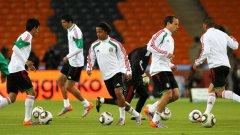 Мексико е сред най-сериозните претенденти за изненада на световното първенство