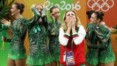 """""""Златната резерва"""" Любомира Казанова (най-вляво на снимката) изненадващо реши да прекрати кариерата си"""