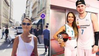 Лука Дончич: Майка модел, баща развратник и много, много талант