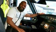 """""""Обичам СССР и Путин!"""": Френският шампион, който спаси самолет от похищение и мечтае за среща с руския лидер"""