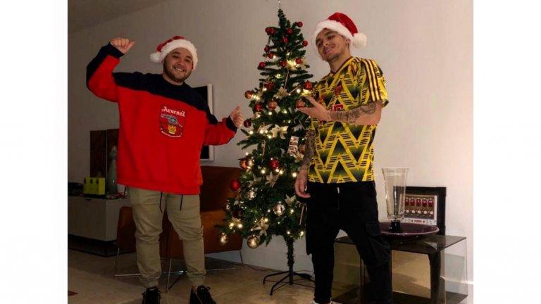 Лукас Торейра няма как да спре да мисли за Арсенал и на Коледа