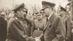 Цар Борис III умира няколко дни след срещата си с Хитлер. Немските лекари отказват да подпишат смъртния му акт.