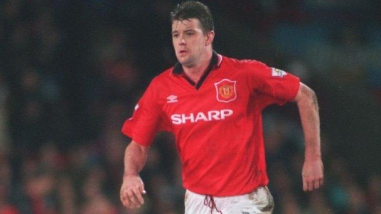 Гари Палистър Партньорът на Брус и по-култивираната част от легендарния тандем. Палистър беше изключителен бранител, който оставяше сърцето си на терена. Той прекара три сезона в Мидълзбро, след като напусна Юнайтед през 1998 г. В момента е анализатор.