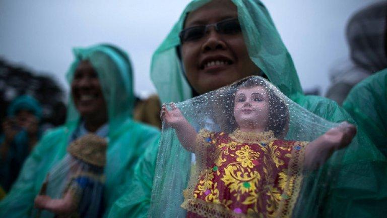 Във Филипините живеят около 80 милиона католика