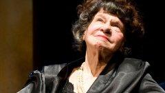 93-годишната Стоянка Мутафова е първата българска актриса, която получава елитното международно отличие