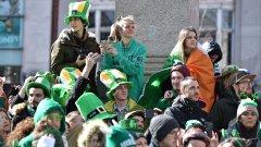 Малко Irish punk от целия свят: