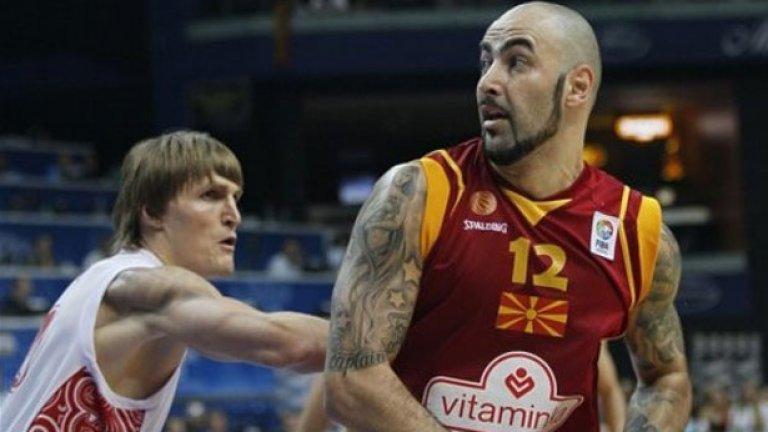 Македония сензационно елиминира Литва и достигна до полуфинал на Европейското първенство по баскетбол,  където впоследствие отпадна от шампиона Испания