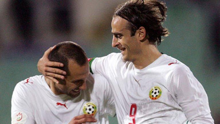 Димитър Бербатов и Мартин Петров са сред последните ни футболисти, достигнали до европейските грандове. Марто вече приключи кариерата си, докато все още има спекулации за завръщането на Бербатов на Острова