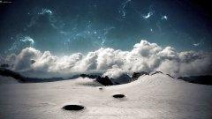 В снежната пустиня на Аляска