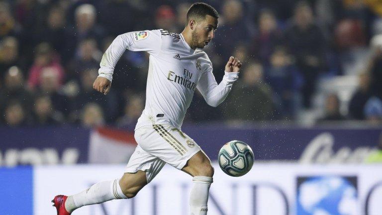 Еден Азар (Реал Мадрид)  Първият му сезон в Реал се превърна в кошмар след серия от контузии, само че сега и той получава неочакван шанс да се реваншира. Белгиецът нямаше да може да участва и на Европейското първенство, но то беше отложено за догодина и това също е обнадеждаващо за него. Почти сигурно е, че Азар ще е възстановен за подновяването на Ла Лига, остава само въпросът в каква форма ще е след продължителното отсъствие и невъзможността да влезе в ритъм вече толкова дълго.