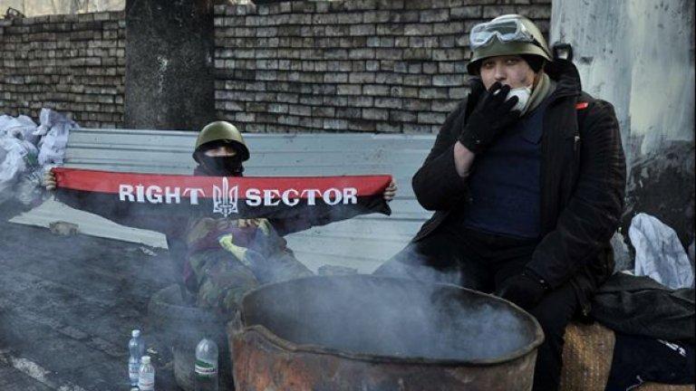 """""""Десен сектор"""" не желае да се подчини на Генералния щаб на Украйна"""