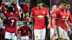 След Роналдо, в Юнайтед се случи нещо страшно с номер 7