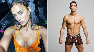 Кристиано Роналдо и Ирина Шейк имаха връзка в продължение на пет години - от 2010 до 2015 г.