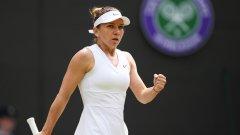 Симона Халеп се класира за четвъртфиналите