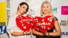 """10 години в ефира на България отбеляза """"Шоуто на блондинките"""" на пищно парти в клуб MAGNITO"""