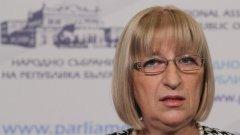Цецка Цачева отказва да подаде оставка