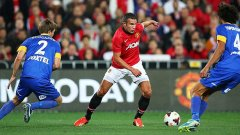 Ван Перси е изключително важен за представянето на Юнайтед, обясни Ъруин